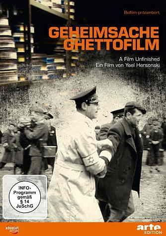 DVD »Geheimsache Ghettofilm«
