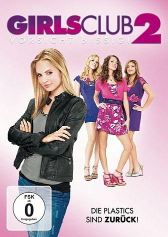 DVD »Girls Club 2 - Vorsicht bissig!«