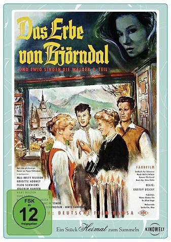 DVD »Das Erbe von Björndal«