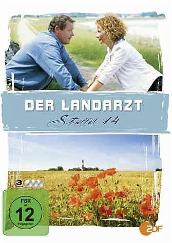 DVD »Der Landarzt - Staffel 14 (3 Discs)«