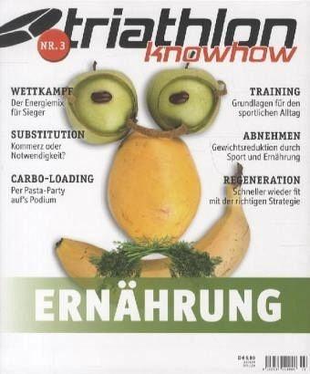 Broschiertes Buch »triathlon knowhow: Ernährung«