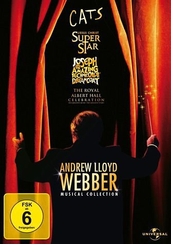 DVD »Andrew Lloyd Webber - Musical Collection«