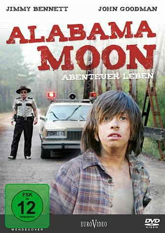 DVD »Alabama Moon - Abenteuer Leben«