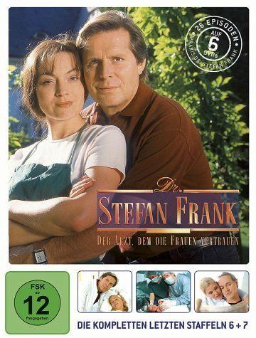 DVD »Dr. Stefan Frank - Die kompletten letzten...«