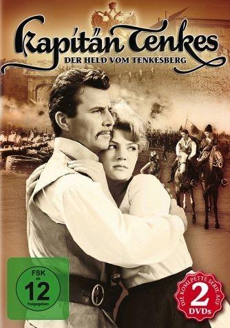 DVD »Kapitän Tenkes - Der Held vom Tenkesberg (2...«