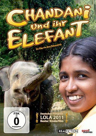DVD »Chandani und ihr Elefant«
