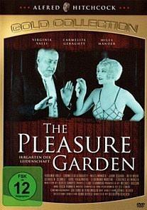 DVD »The Pleasure Garden«
