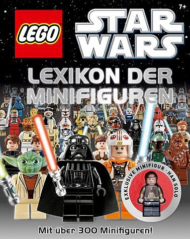 Gebundenes Buch »LEGO® Star Wars - Lexikon der Minifiguren«