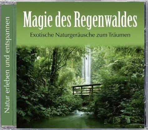 Audio CD »Naturgeräusche: Magie Des Regenwaldes«
