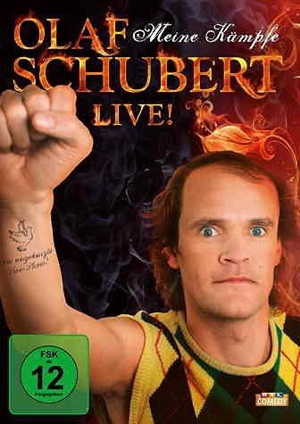 DVD »Olaf Schubert - Meine Kämpfe«