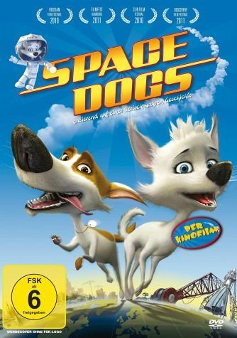DVD »Space Dogs«