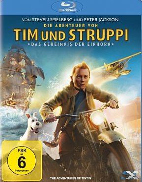 Blu-ray »Die Abenteuer von Tim und Struppi - Das...«