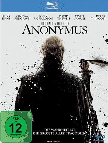 Blu-ray »Anonymus«