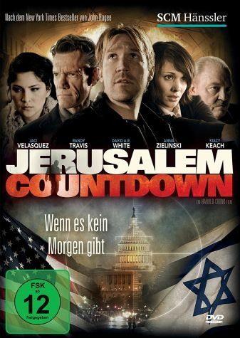 DVD »Jerusalem Countdown - Wenn es kein Morgen gibt«