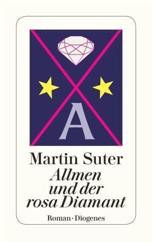 Broschiertes Buch »Allmen und der rosa Diamant / Johann Friedrich...«