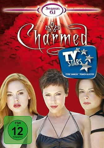 DVD »Charmed - Season 6.1 (3 Discs)«