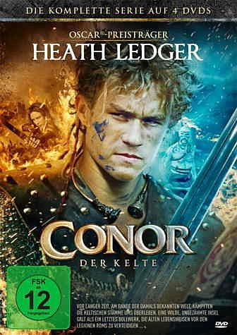 DVD »Conor, der Kelte (4 Discs)«
