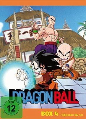 DVD »Dragonball - Box 4 (4 Discs)«