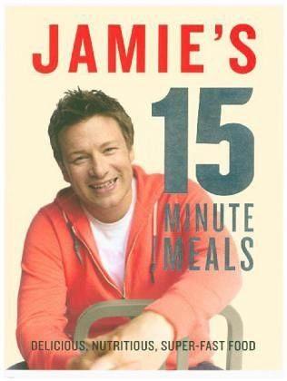 Gebundenes Buch »Jamie's 15-Minute Meals«
