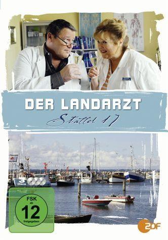 DVD »Der Landarzt - Staffel 17 (3 Discs)«