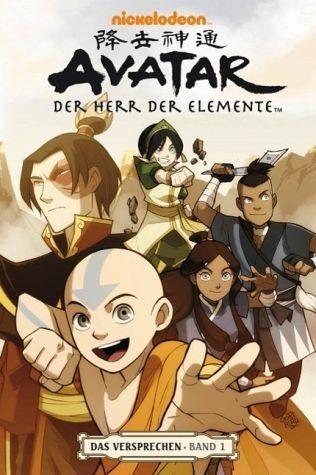 Broschiertes Buch »Das Versprechen 1 / Avatar - Der Herr der...«