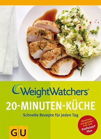 Broschiertes Buch »Weight Watchers 20-Minuten-Küche«