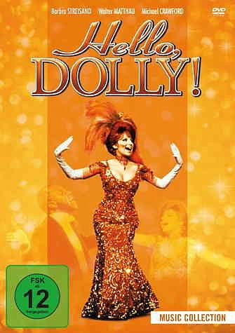 DVD »Hello, Dolly! (Music Collection)«