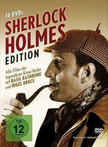 DVD »Sherlock Holmes Edition«