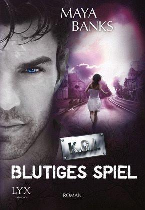 Broschiertes Buch »Blutiges Spiel / KGI Bd.3«