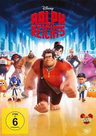 DVD »Ralph reichts«