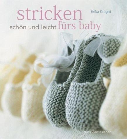 Gebundenes Buch »Stricken - schön und leicht fürs Baby«