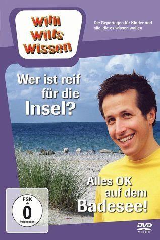 DVD »Willi will's wissen - Wer ist reif für die...«