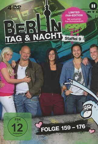 DVD »Berlin - Tag & Nacht - Staffel 09 (Folge...«