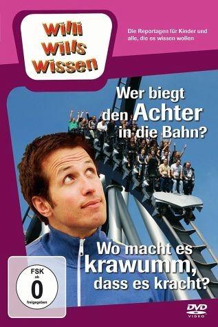 DVD »Willi will's wissen - Wer biegt den Achter in...«