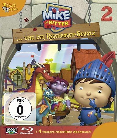 Blu-ray »Mike, der Ritter... und der Regenbogen-Schatz«