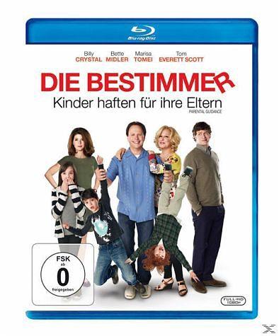 Blu-ray »Die Bestimmer - Kinder haften für ihre Eltern«
