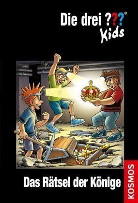 Gebundenes Buch »Das Rätsel der Könige / Die drei...«