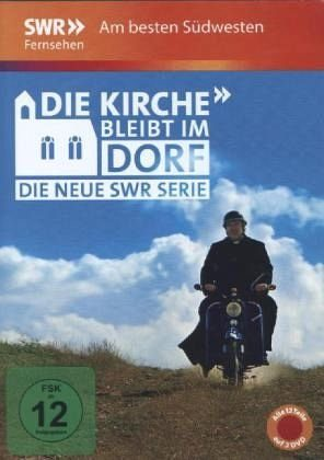 DVD »Die Kirche bleibt im Dorf, 3 DVDs«