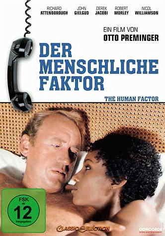 DVD »Der menschliche Faktor«