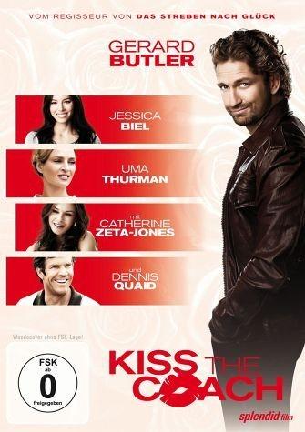 DVD »Kiss the Coach«