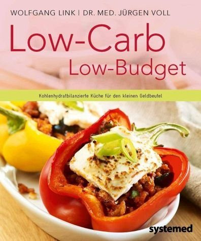 Broschiertes Buch »Low-Carb - Low Budget.«