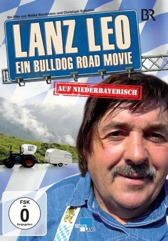 DVD »Lanz Leo - Ein Bulldog Road Movie«