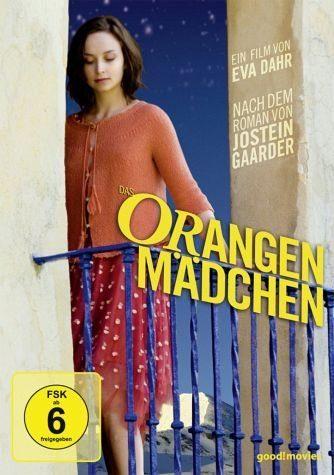 DVD »Das Orangenmädchen«