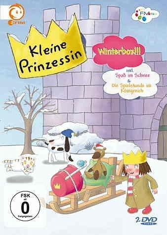 DVD »Kleine Prinzessin - Winterbox (2 Discs)«