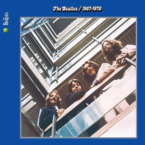 Audio CD »The Beatles: 1967-1970 (Blue Album) (Remastered)«