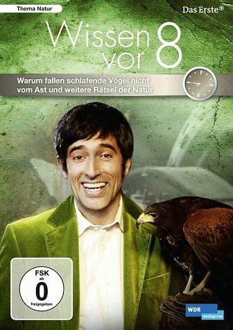 DVD »Wissen vor 8 - Warum fallen schlafende Vögel...«