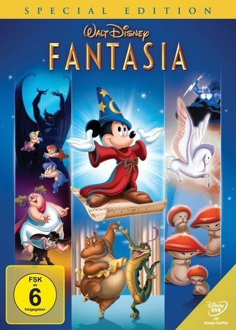 DVD »Fantasia (Special Edition)«