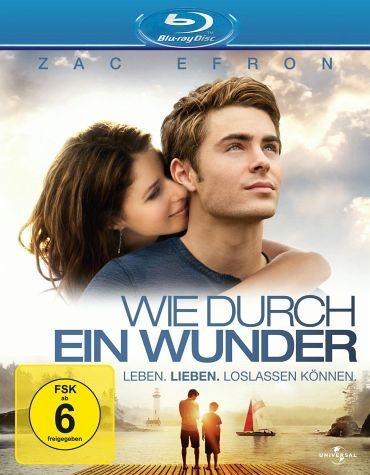Blu-ray »Wie durch ein Wunder«