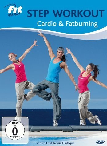 DVD »Fit For Fun - Step Workout - Cardio & Fatburning«