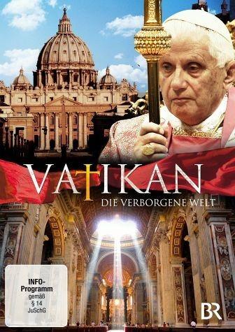 DVD »Der Vatikan - Die verborgene Welt«